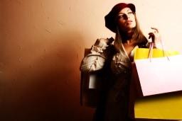 Einkaufsberatung - Farbe