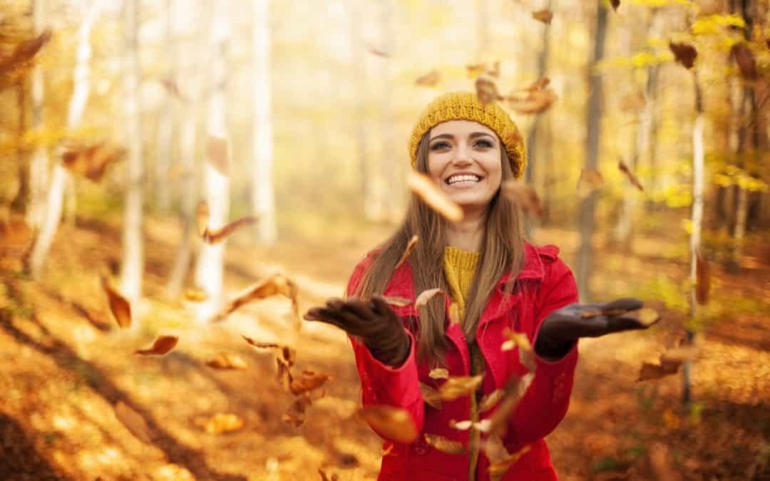 Wirkung der richtigen Farben auf Gesundheit und Wohlbefinden