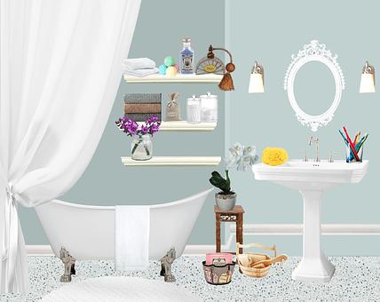 Styling und Badezimmer – ein Widerspruch?