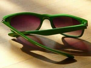 Sonnenbrille Frühlingstyp